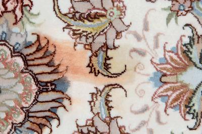 rug before restoration
