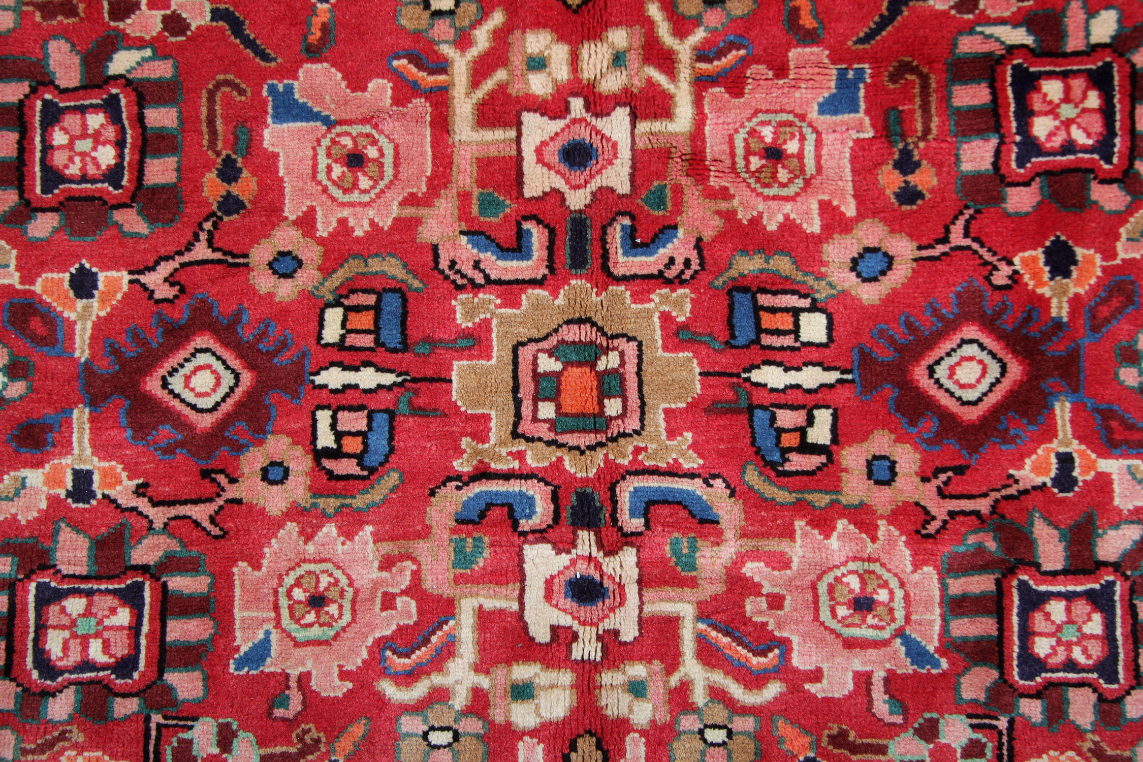 Antique Carpet Persian Carpet From Malayer Rugs Pars