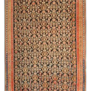 Antique Kurdish, Senneh Kilim 190x124cm