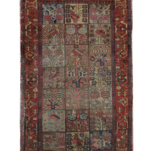 Antique-Bakhtiyar-Area-Rug-175x112cm